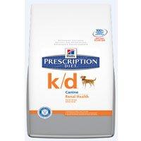Hill's Prescription Diet k/d Canine Renal Health - 35lb by Hill's Pet Nutrition