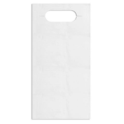 (Medpride Disposable Adult/Elderly Bibs For Spill Protection| 300 Pack, 16