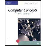 New Perspectives on Computer Concepts 5th Edition, Introductory (New Perspectives S)
