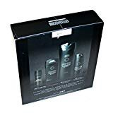 AXE Collection 4 pcs Gift Set – Body Wash, Antiperspirant, Daily Fragrance and Travel Size Daily Fragrance (Black) Review