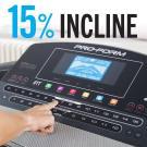 15% Quick Incline