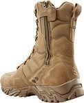 Blackhawk Côté Rue Zip Boot, Coyote, 12 Moyen, Bt01cy120m