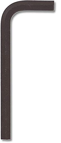"""Bondhus 13804 5/64"""" Hex Tip Key L Wrench with ProGuard Finish and Short Arm (Pack of 100), 1.9"""""""