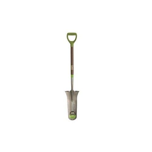 - The AMES Companies, Inc 2531900 Ames Drain Spade with Fiberglass Handle, 16-Inch