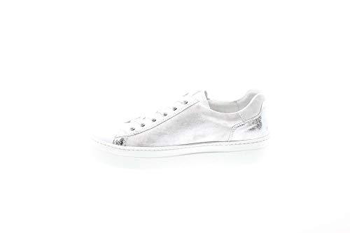 Blanc Pour Chaussures Bianco 707 En Sneakers P907815 907815 Nerogiardini Femmes Cuir qxP1Pw