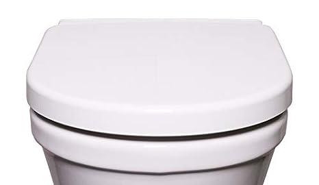 Bullseat 3 WC Sitz weiß • passend zu Duravit Starck 2/3 ...