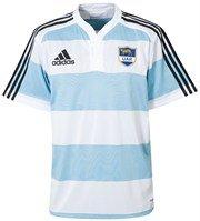 Adidas Camiseta de Rugby Argentina casa 09/10-large