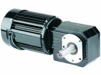 Bodine Electric N5264, Right Angle AC Gearmotor, .167 HP, 1 PH, 115VAC, 8.9 RPM