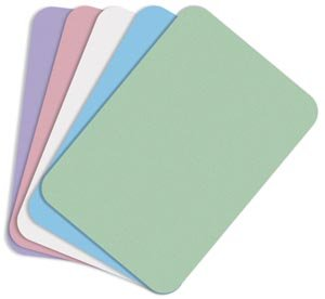 MYDENT DEFEND TRAY COVERS Tray Covers, Size B (8.5'' x 12.25''), Green, 1000/cs
