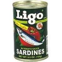 Sardines in Tomato Sauce (Original) - 5.5oz [Pack of 6]