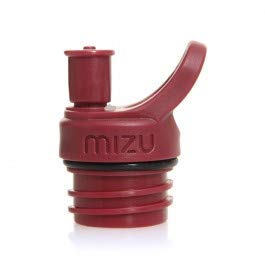 Mizu Water Bottle Sports Cap Burgundy