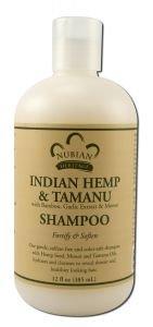 NUBIAN HERITAGE Nubian Hemp & Tamanu Shampoo, 12 Ounce