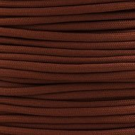 Army Universe Chocolate Brown 550LB Military Nylon Paracord Rope 100 Feet by Army Universe (Image #1)