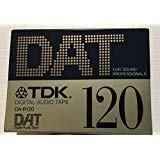 TDK Digital Audio Tape DA-R9120 DAT