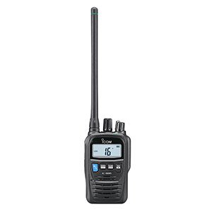 ICOM M85 VHF-HH 5 Watt Compact with Land Mobile by ICOM