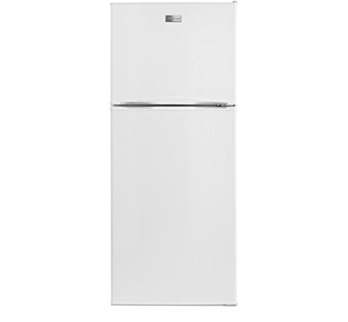 DMAFRIGFFTR1222QW – Frigidaire 12 Cu. Ft. Top Freezer Apartment-Size Refrigerator