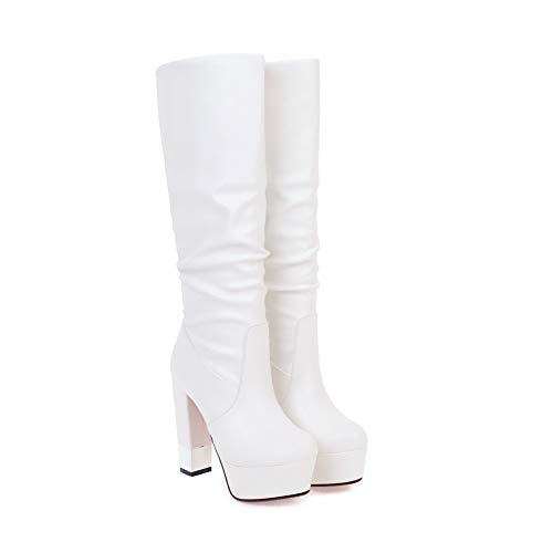 Microvelvetón Mnh03787 Cuña Blanco Mujer De Con 1to9 Sandalias 4UqOvO