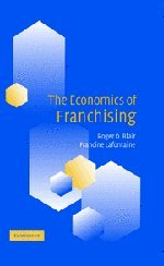 The Economics of Franchising from Cambridge University Press