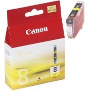 Canon CLI-8Y InkJet Cartridge, Works for PIXMA MP970, PIXMA MX700, PIXMA MX850, PIXMA Pro 9000 (Canon Pixma Mx850)