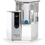 AquaTru Countertop Water Purification System with Exclusive 4 - Stage Ultra Reverse Osmosis Technology (No Plumbing or Installation Required)