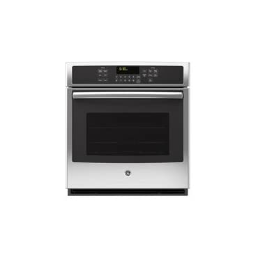 GE JK5000SFSS 27 Stainless Steel Electric Single Wall Oven Convection