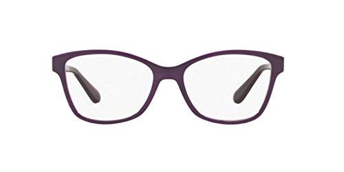 - Vogue VO2998 Eyeglass Frames 2409-54 - Top Violet/violet Transp