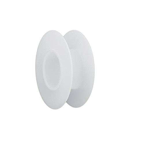 Plastic Utility Spools - Empty Plastic Wire or Tape Spools (Pack of 10)
