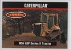 D5H LGP Series II Tractor (Trading Card) 1993 TCM Caterpillar Earthmovers - [Base] #54