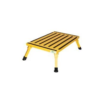 Amazon Com Safety Step Xl 08c Y Yellow X Large Folding