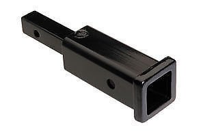 Trailer Hitch Receiver Adaptor, 1-1/4'' inch to 2'' by ToolTuff
