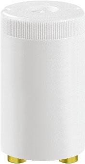 Pack of 10 Luxram * Fluorescent Starter RS10 4-65W