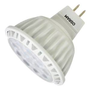 Sylvania 74045 Dimmable 8W Led Mr16 Narrow Flood Bulb/ 3000K Warm White,](Sylvania Mr16 50w)