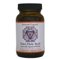 ORGANIC INDIA Tulsi - Holy Basil Supplement, Made with Certified Organic Herbs