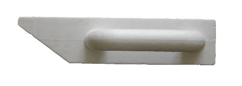 Reibebrett Fummelbrett 8x33cm PU-Hartschaum Reibe