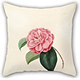 [Uloveme Flower Pillow Cases ,best For Couch,bf,teens Girls,club,dinning Room,couples 20 X 20 Inches / 50 By 50 Cm(double] (Pictures Of Punk Rocker Costumes)