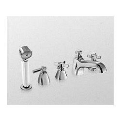 TOTO TB970S#CP Guinevere 5 Hole Trim, Chrome by TOTO (Image #1)