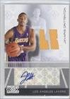 2007 Topps 52 Autograph Card - Javaris Crittenton #52/199 (Basketball Card) 2007-08 Topps Luxury Box - Rookie Autograph Relics #RAR-JC