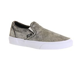 Vans Classic Slip-On, Sneakers, Unisex adulto, argento (Metallic Silver), 40-41