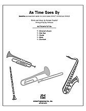 Download As Time Goes By Instrumental Parts pdf