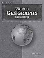 World Geography Quiz/Test Key for sale  Delivered anywhere in USA