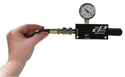 Cole-Parmer AO-78165-20 Venturi Vacuum Pump, 3.2 cfm, 28.0