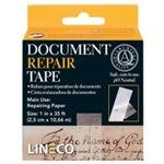 Lineco Document Repair Tape 1 Inch By 35 Feet