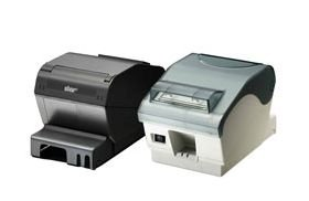 24gry Thermal - STARMICRON 39442511 - Star Micronics TSP743IIU-24GRY Direct Thermal Printer - Monochro