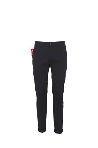 Pantalone Uomo Camouflage 32 Blu Chinos Rey Mf Clh Primavera Estate 2017