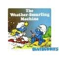 The Weather-Smurfing Machine, Peyo, 0394853717