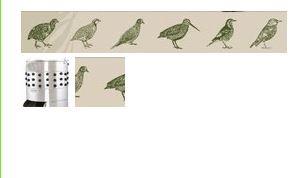 Desplumadora circular aves de caza