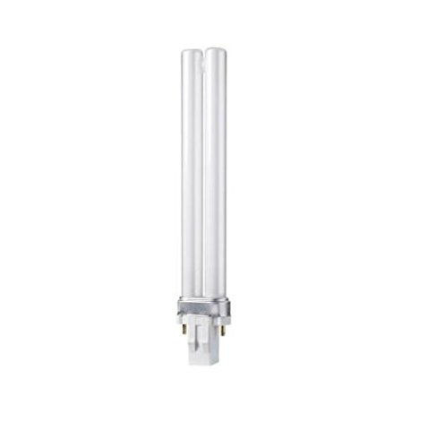 Philips Alto PL-S Energy Saver Compact Fluorescent Light Bulb: 825-Lumen, 3500-Kelvin, 13-Watt, 2-Pin GX23 Base, Neutral Light, 10-Pack ()