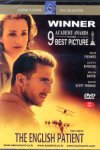 Movie DVD - The English Patient(Region code : all) (Korea Edition)