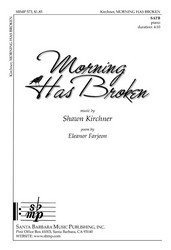 Morning Has Broken - SATB, Piano - Sheet Music