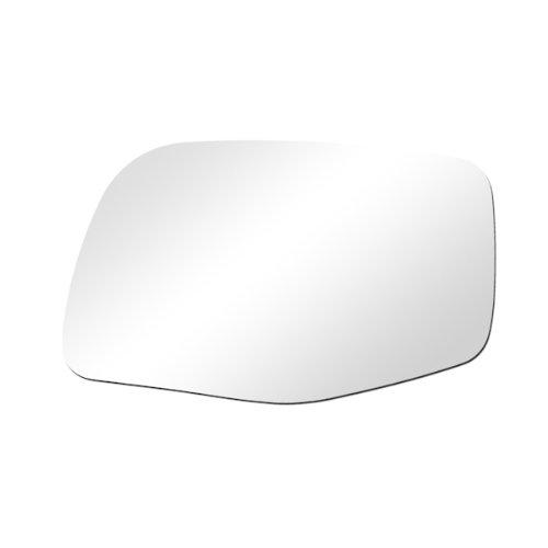 CarPartsDepot, Flat New Mirror Glass Left (Driver Side) Door View Replacement L/H, 369-2259 - Aerostar Ford Mirror